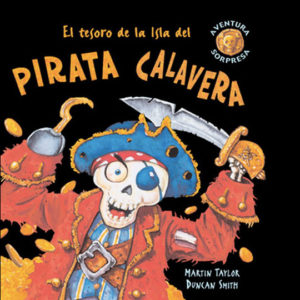 El tesoro de la Isla del Capitán Calavera