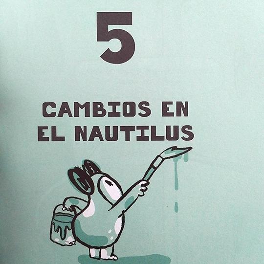 Agus y los monstruos: ¡Salvemos el Nautilus!