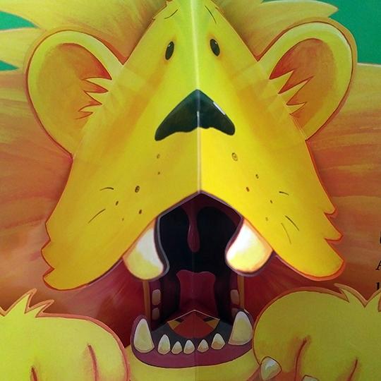 El león remolón