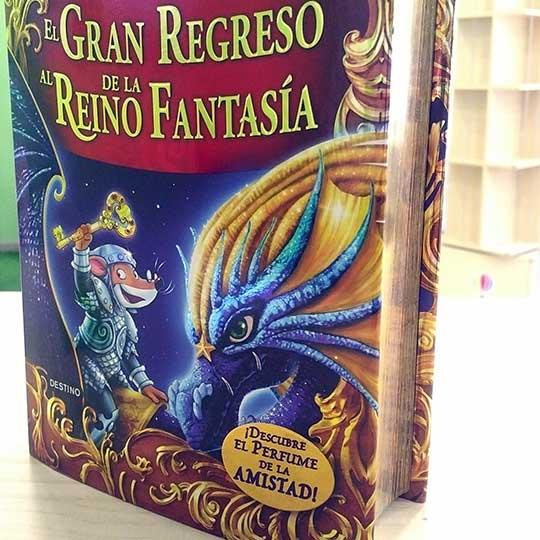 Gerónimo Stilton: El gran regreso al reino de la fantasía