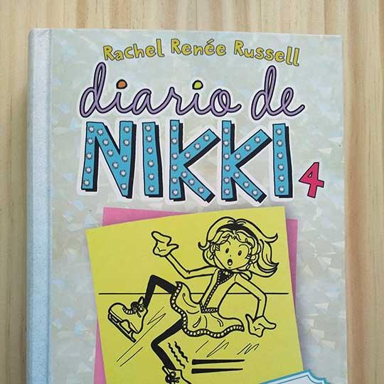Diario de Nikki: Una patinadora sobre hielo algo torpe