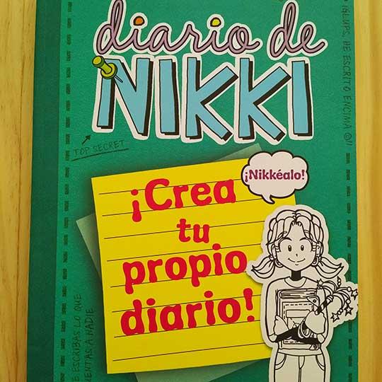 Diario de Nikki: ¡Crea tu propio diario!