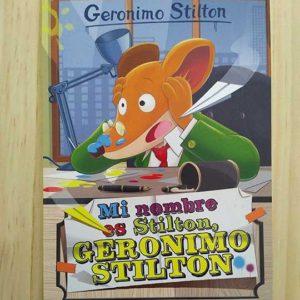 Mi nombre es Stilton, Gerónimo Stilton