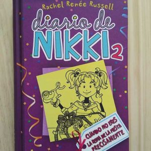 Diario de Nikki: Cuando no eres la reina de la fiesta precisamente