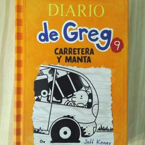 Diario de Greg: Carretera y manta