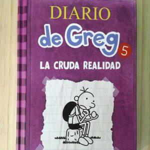 Diario de Greg: La cruda realidad