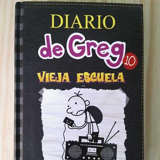 Diario de Greg: Vieja escuela