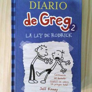 Diario de Greg: La ley de Rodrick