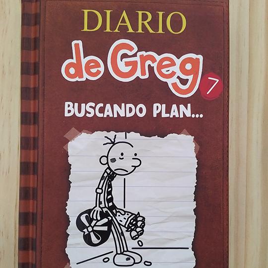 Diario de Greg: Buscando un plan