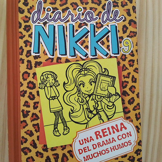 Diario de Nikki: Una reina del drama con muchos humos