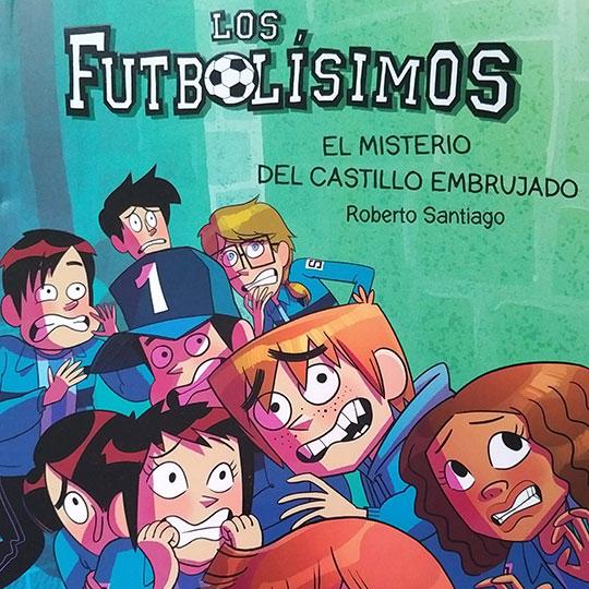 Los futbolísimos: El misterio del castillo embrujado