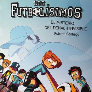 Los futbolísimos: el misterio del penalti invisible