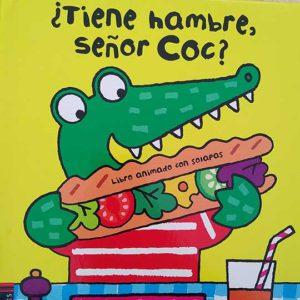 ¿Tiene hambre, señor Coc?