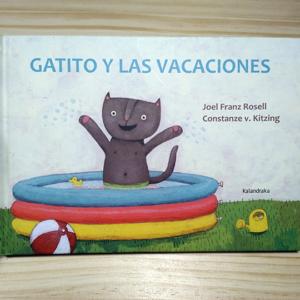 Gatito y las vacaciones