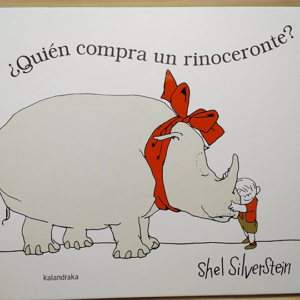 ¿Quién compra un rinoceronte?