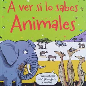 A ver si lo sabes: Animales