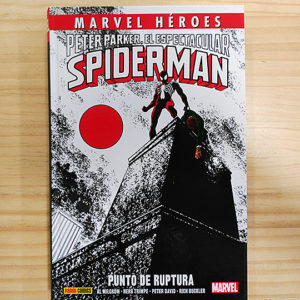 Peter Parker, el espectacular Spiderman: Punto de ruptura