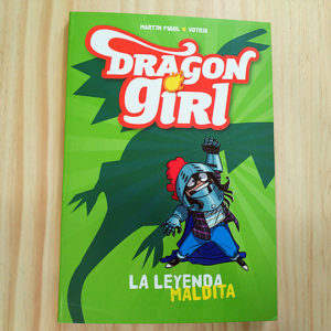 Dragon Girl: La leyenda maldita
