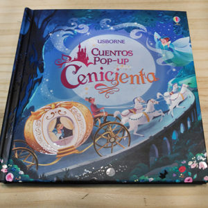 Cuentos pop-up: Cenicienta
