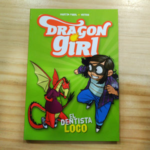 Dragon girl: El dentista loco
