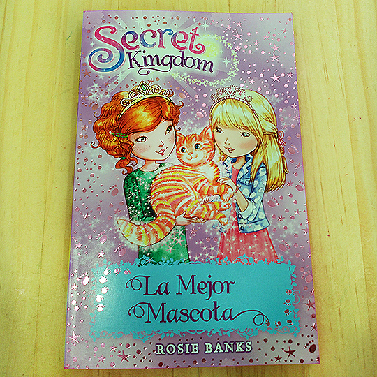 Secret Kingdom: La mejor mascota