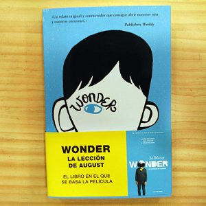 Wonder: La lección de August