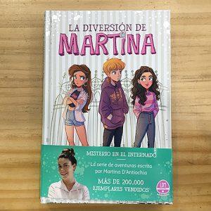 La diversión de Martina: Misterio en el internado