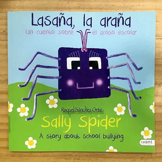 Lasaña la araña