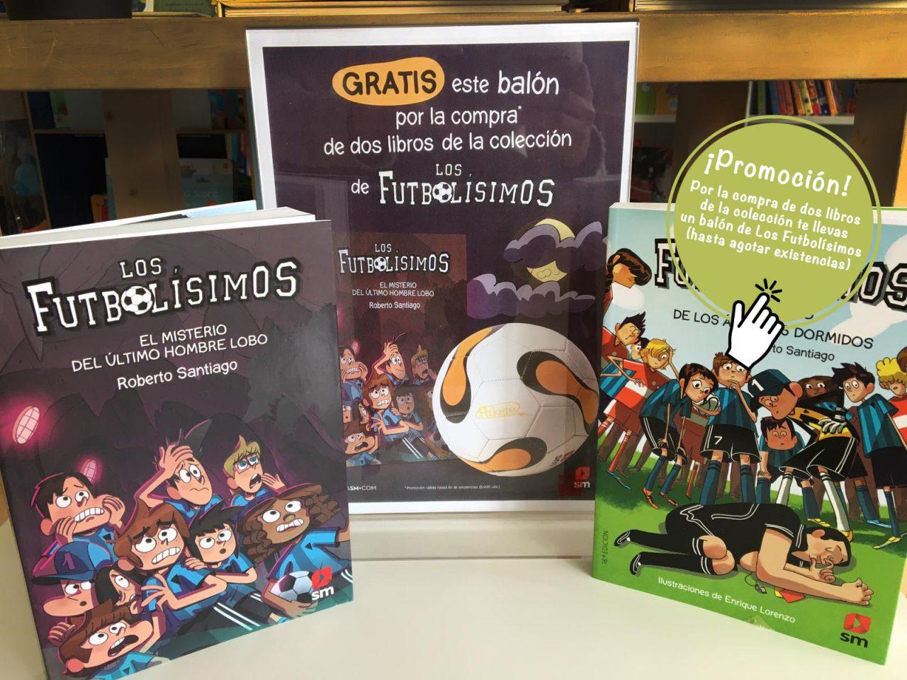 Promo balón Futbolisimos