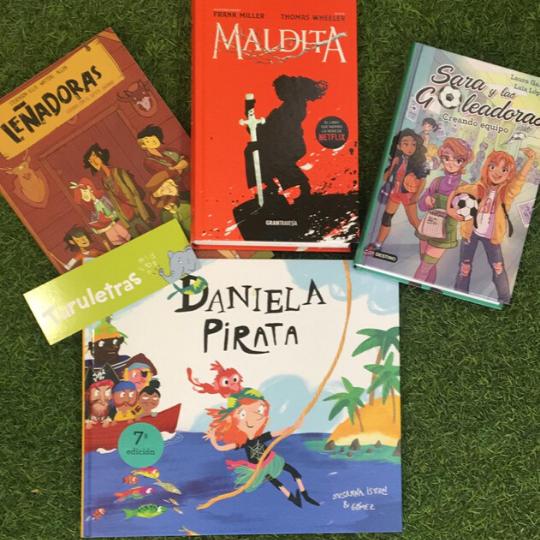 5 libros para el Día de la Mujer
